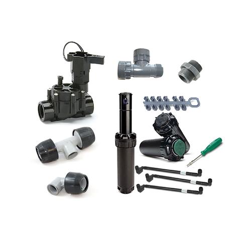 """5004 Rain Bird Rotors / 3 Pack for 1"""" pipe"""