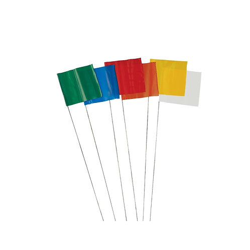 FLAG MARKERS 100PC