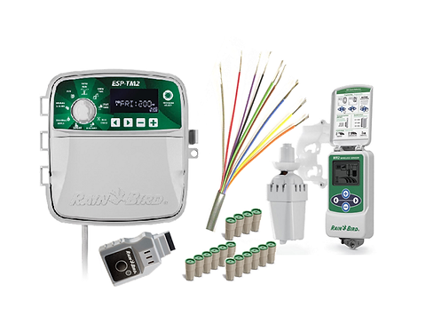 8 STATION TM CONTROL PACK (WITH WIRE)