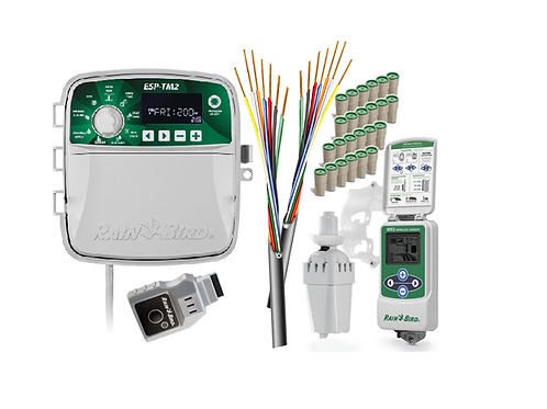 12 STATION TM CONTROL PACK (WITH WIRE)