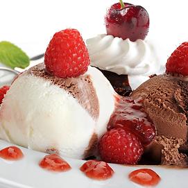 Artisan gelato