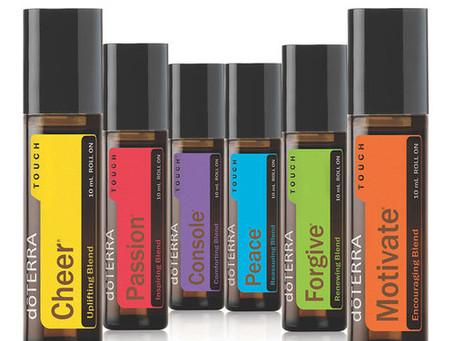 Essential Oils for Emotions