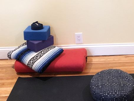 Creating a Home Yoga Practice