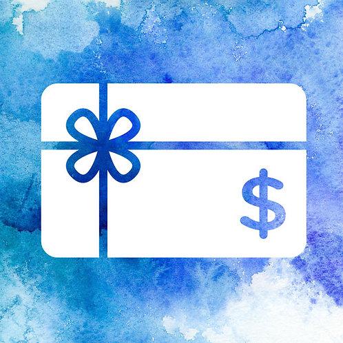Redeem a Gift Card