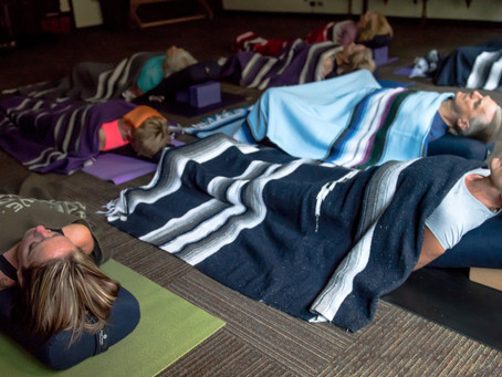 The Benefits of Yoga Nidra