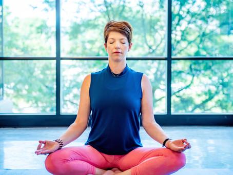 Stop, Drop & Meditate