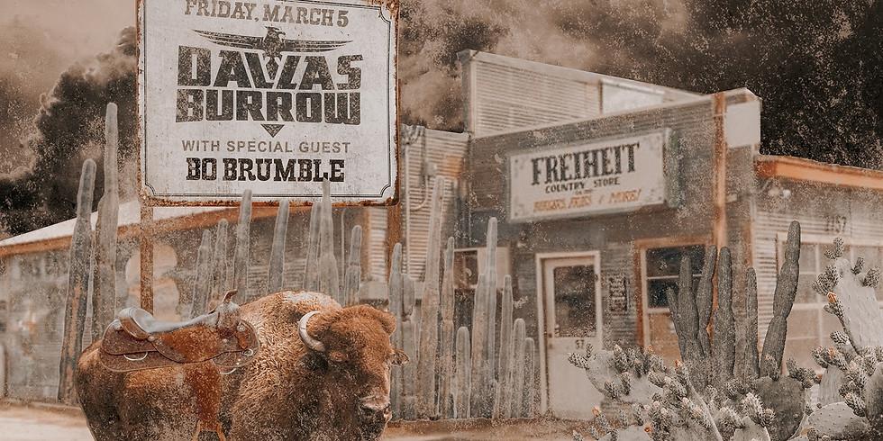 Dallas Burrow w/ Bo Brumble