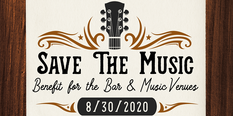 """""""Save The Music"""" Benefit"""