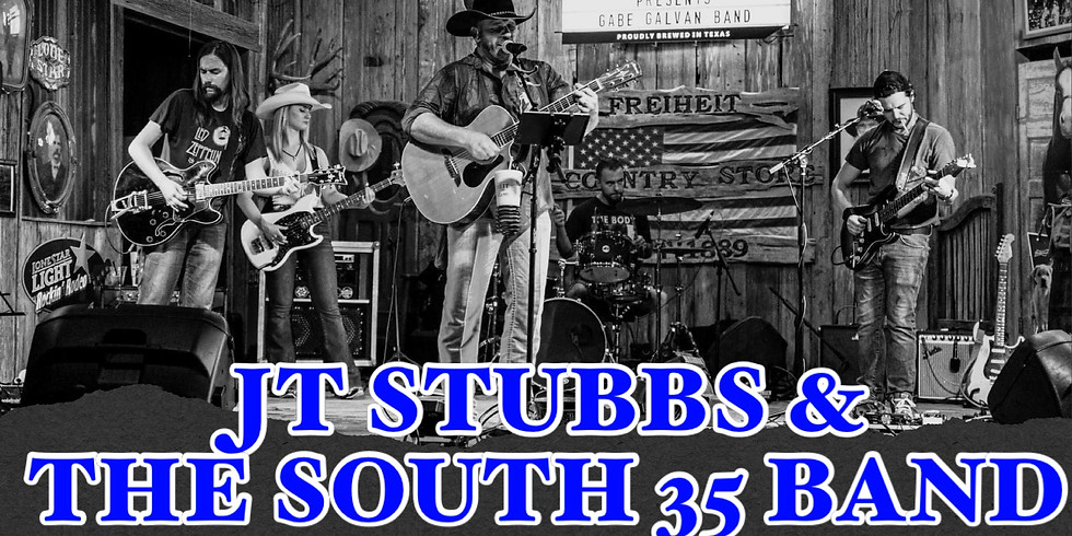 JT Stubbs & the South 35 Band