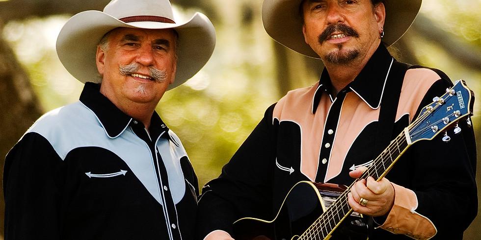 The Bellamy Brothers: Let Your Love Still Flow Tour at Village Venue