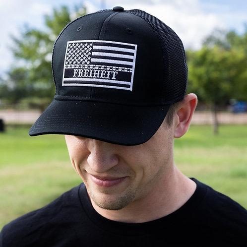 Freiheit Thin Barbed Wire Patch Hat