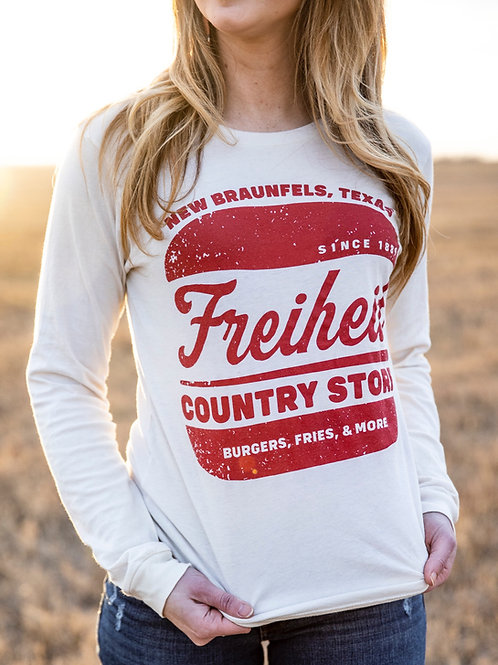 Freiheit Burger Long Sleeve