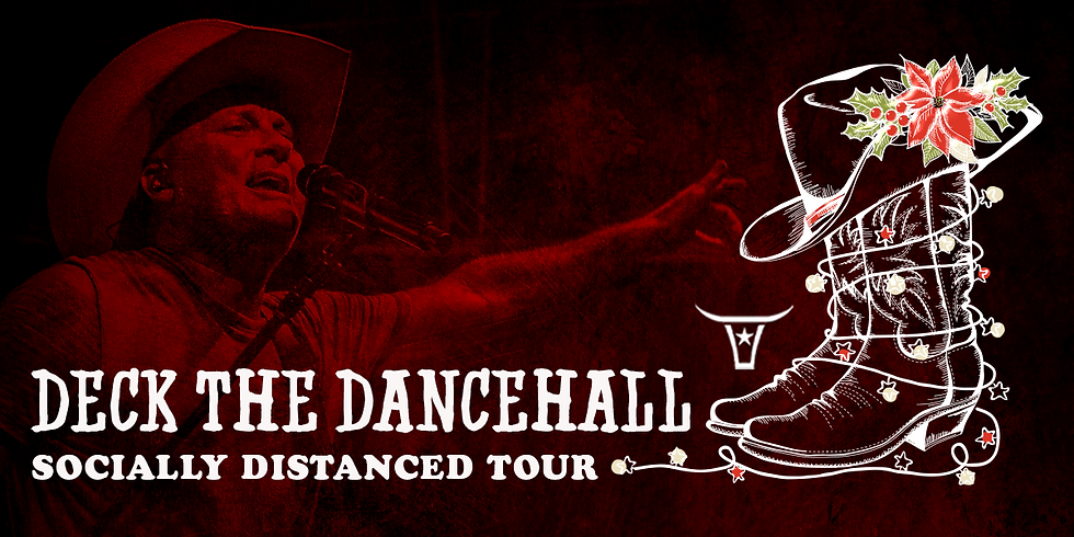 Deck The Dancehall w/ Kevin Fowler