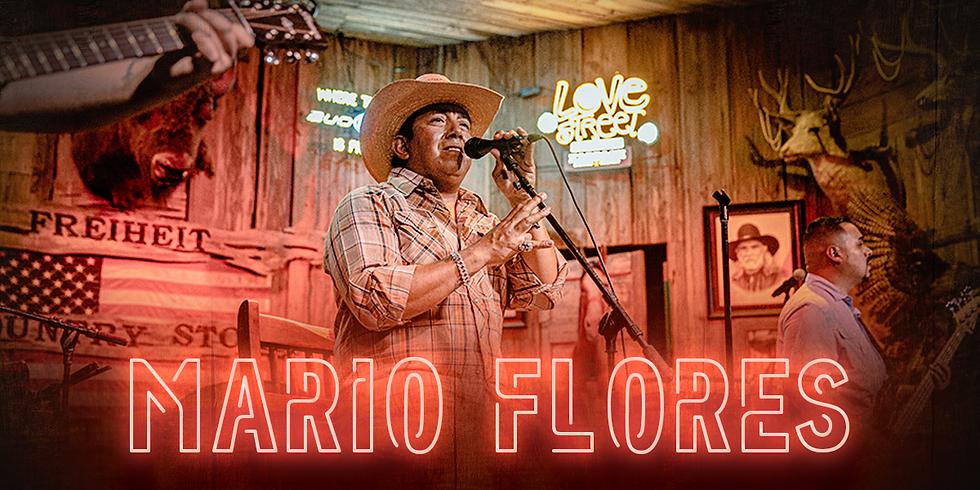Mario Flores & the Soda Creek Band w/ Gary Kyle