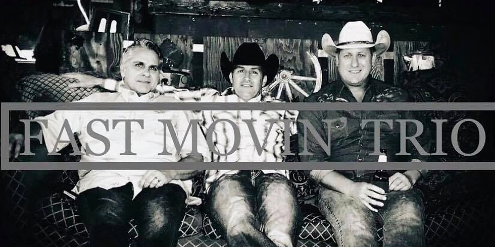 Fast Movin' Trio live at Freiheit Country Store