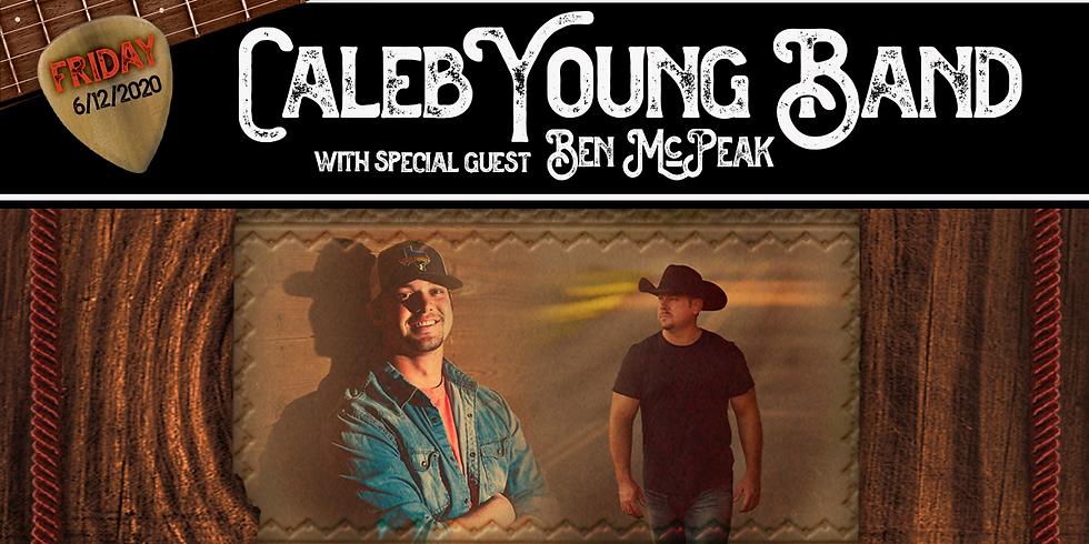 Caleb Young Band w/ Ben McPeak