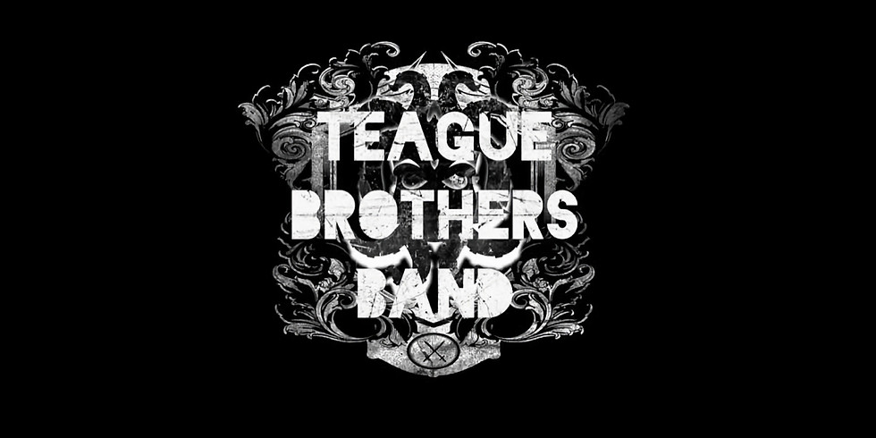 The Teague Brothers Band w/ Morgan Ashley Live at Freiheit