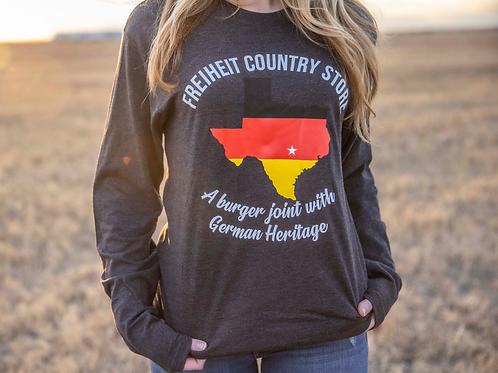 German Texas Long Sleeve