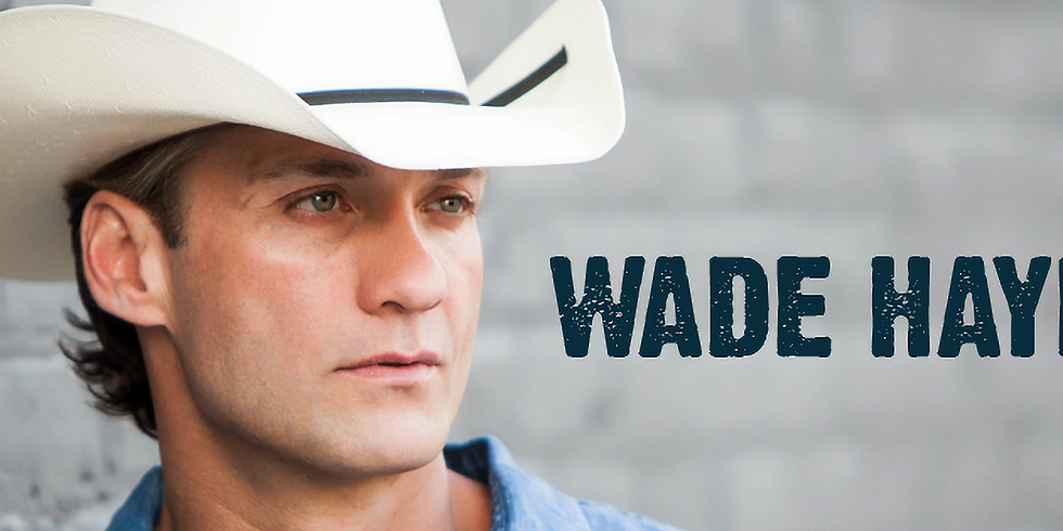 Wade Hayes Live at Freiheit Country Store