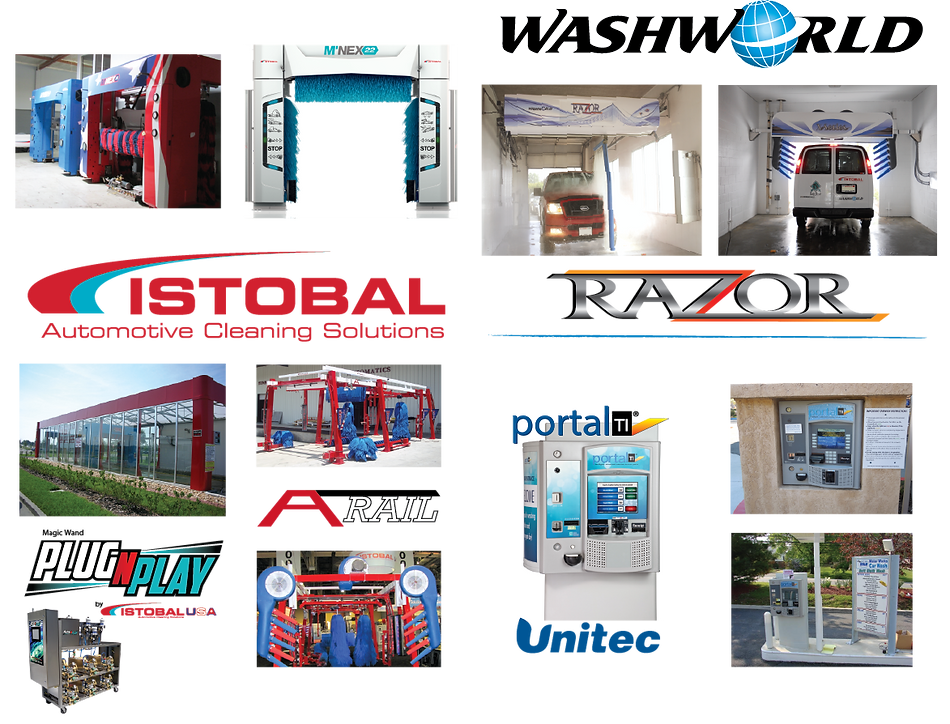 Istobal©,Washworld©, Razor©, Unitec©, Istobal, Washworld, Razor, Unitec, High Performance Car Wash Equipment in California