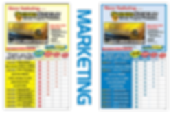 Customized Car Wash Menu Pushing Top End Package