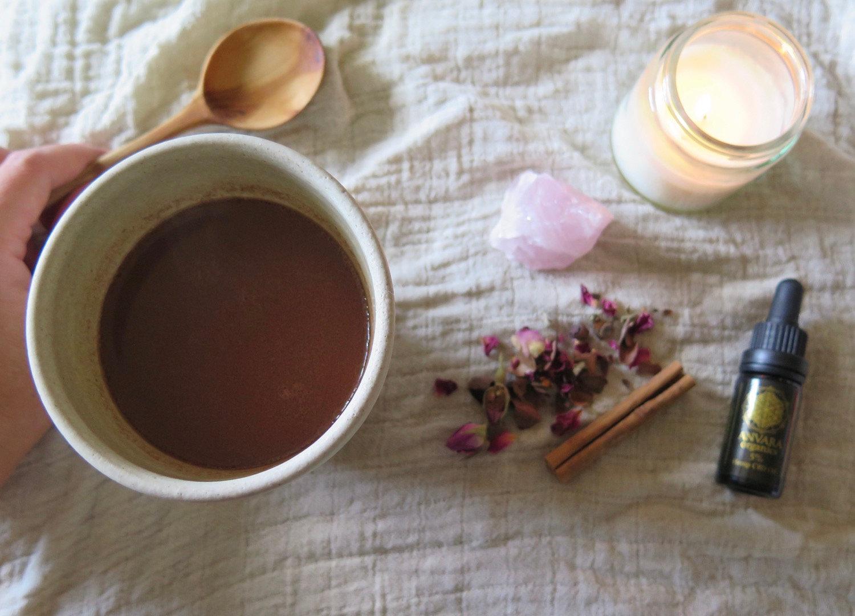 Cacao and Smoke Stick Workshop