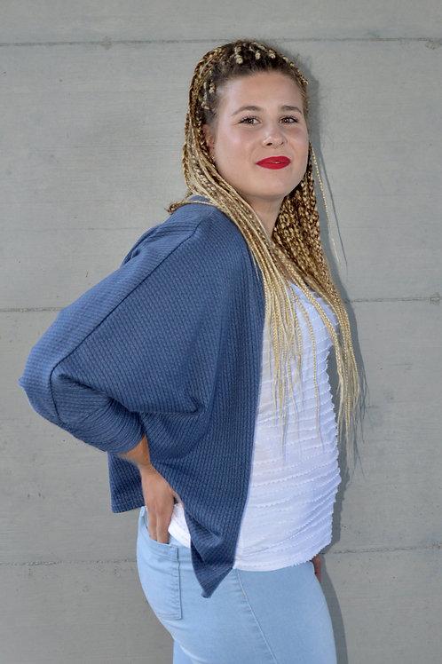Jaquette blue jeans