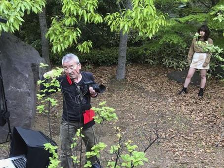 6/15(土)開催「野外ポートレートライティングセミナー」開催!