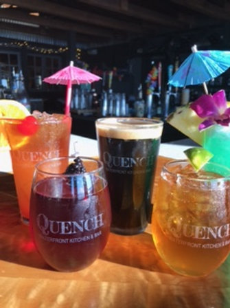 Set of 4 Quench Glasses