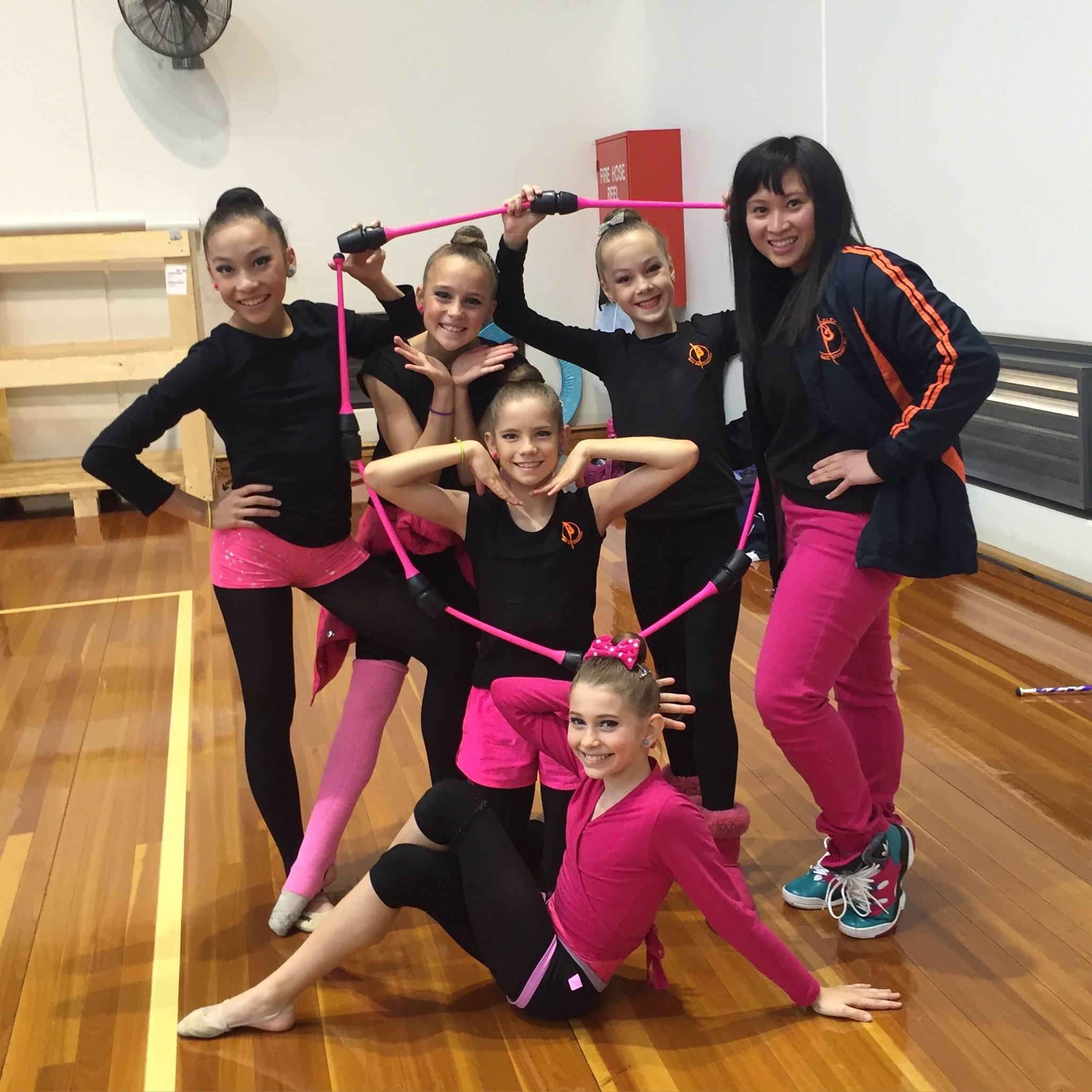 Glen Iris Rhythmic Gymnastics