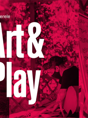 Atelierele Art&Play, o promisiune pentru comunitatea din Alexandria