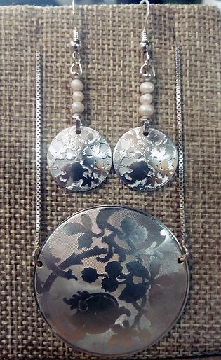 Custom Broceded Jewelry