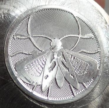 Rose Engine turned details