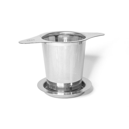 Stainless steel tea strainer - Zero Waste Club