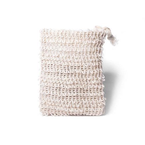 Sisal soap pouch - Zero Waste Club