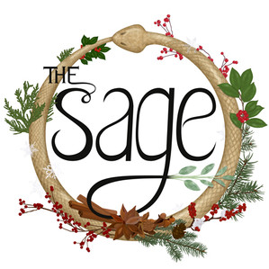 The-Sage-Logo-winter-vegan-zero-waste-on