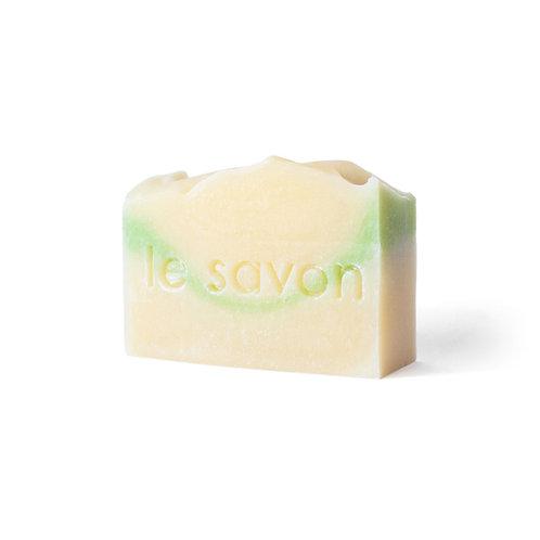 Körperseife Grüne Weiden - Le Savon