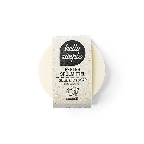 Festes Spülmittel - Hello Simple