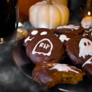 Pumpkin Spice Soft Cookies