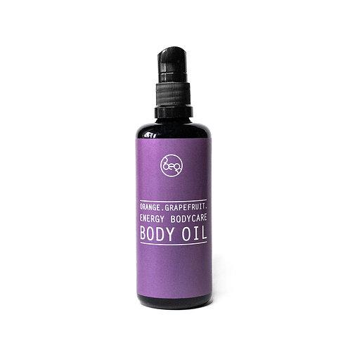Body oil «Energy Bodycare» - bepure