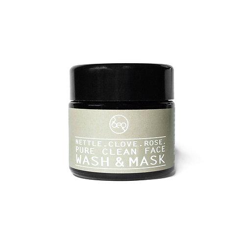 Gesichtsmaske «Pure Clean Face» - bepure