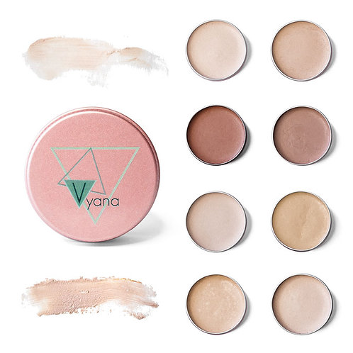 Mousse Foundation - Vyana