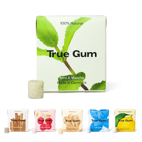 Natural Chewing Gum - True Gum
