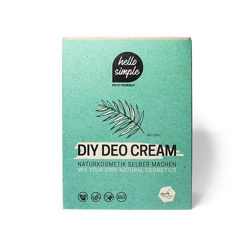 DIY box: deodorant - Hello Simple