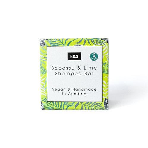Shampoo bar «Babassu & Lime» - Bain & Savon
