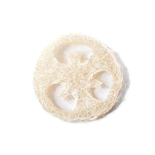 Luffa disc set of 3 - the sage