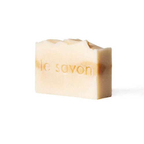 Gesichtsseife Zaubernuss, le savon, handgemacht, schweiz, vegan, cruelty free, zero waste