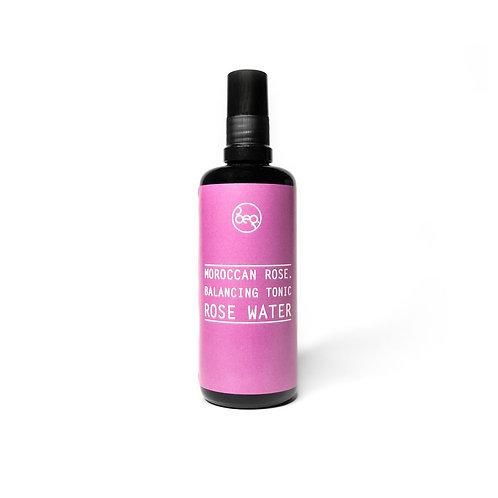 Rose petal water, 100ml - bepure