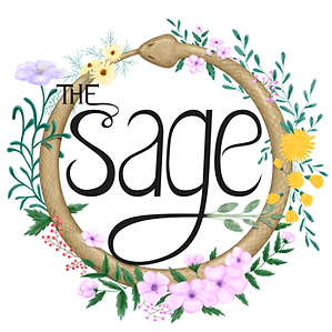 The-Sage-Logo-spring-vegan-zero-waste-on