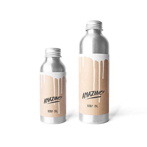 Body oil - Amazinc